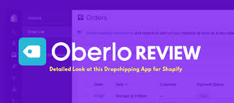 Is Droppshipping Oberlo Any 2018 Good - Review