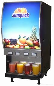 Automatic Juice Vending Machine Fascinating Hot Cold BaginBox JUICE DispenserCorolla 488S Corolla 488S