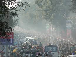 nashik kumbh archives kumbh mela ujjain simhastha  devotees leaving kumbh mela area