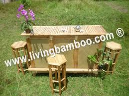 bamboo bar set bamboo furniture image