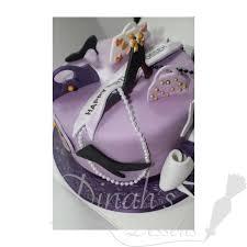 Ladies Themed Birthday Cake Dinahs Desserts Dinahs Desserts