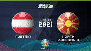 UEFA EURO 2020 – Austria vs North Macedonia Preview & Prediction - The  Stats Zone