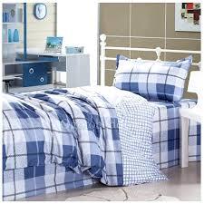 boys plaid bedding sets blue plaid comforter set country simple cute kids bedding sets bedding sets