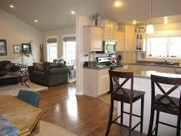 open concept kitchen dining room floor plans luxury brilliant open floor plan kitchen living