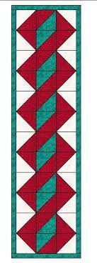 Best 25+ Table runner pattern ideas on Pinterest | Quilted table ... & Make a twisted table runner in an afternoon for an easy Christmas present. Adamdwight.com