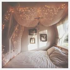 Tumblr Bedrooms With Fairy Lights Bedroom Info Home And Furniture Decoration Throughout Creativity Ideas