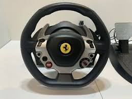 Thrustmaster has also coupled the servomotor with a relatively sophisticated algorithm foc (field oriented control) to offer the best efficiency, lowest cogging, smoothest feeling, highest accuracy and highest force detachable 7/10 scale replica of the ferrari 458 italia wheel. Thrustmaster Tx Ferrari 458 Italia Edition Ebay
