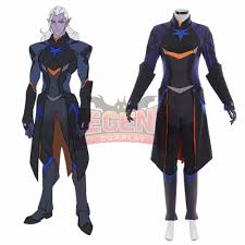 Voltron Legendary Defender Height Chart Us 76 0 Voltron Legendary Defender Lotor Cosplay Costume Voltron Cosplay Full Set All Size In Anime Costumes From Novelty Special Use On