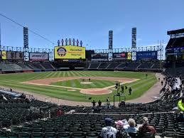 Guarenteed Rate Field Seating Chart Guaranteed Rate Field Section 133 Rateyourseats Com