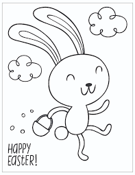 Free printable easter coloring pages. Easter Coloring Pages Hallmark Ideas Inspiration