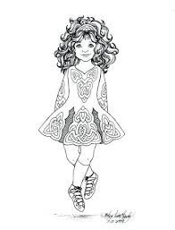 Notre Dame Fighting Irish Coloring Pages Dance Coloring Pages Step