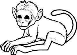 Free Cute Baby Monkey Drawings Download Free Clip Art Free Clip