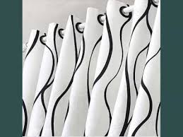 Modren Black And White Curtains Picture Collection Ideas Of With Design