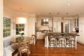 eat in kitchen lighting. breakfast table light kitchen traditional with bar ceiling lighting crown molding eat in r