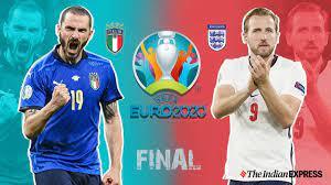 England vs Italy, UEFA EURO 2020 Final ...
