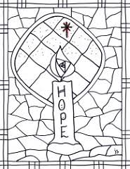 Small Picture Advent coloring pages Stushie Art