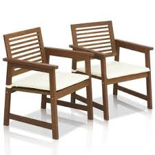 Wood Patio Furniture Youu0027ll Love  WayfairHardwood Outdoor Furniture
