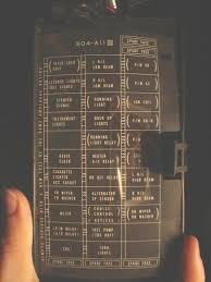 1997 honda civic ex fuse box diagram electrical drawing wiring 03 Honda Civic Ex at 06 Honda Civic Ex Fuse Box
