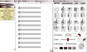 Sheet Online 3 Free Online Music Sheet Maker