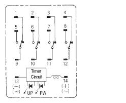 14 pin relay wiring diagram 14 download wirning diagrams relay diagram 5 pin at 24vdc Relay Wiring Diagram