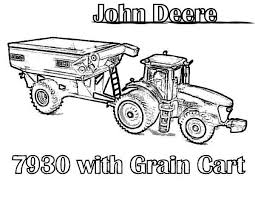 Small Picture Amazing Tractor Coloring Page Download Print Online Coloring