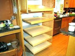 shelves that slide out cabinet organizers pantry with pull kitchen build cabinets slide out