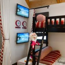 kids bedroom with tv. Bunk Beds With Wall-Mounted Televisions In HGTV Dream Home 2014 Kids Bedroom Tv D