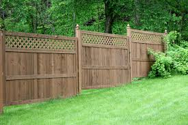 Image of: Amazing Wooden Fence Panels