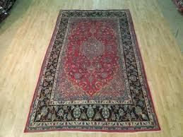 navy persian rug red dark 7 x oriental dense pile hand knotted rugs blue navy persian rug