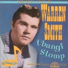 SMITH, WARREN - Ubangi Stomp: Very Best Of Warren Smith - Amazon.com Music