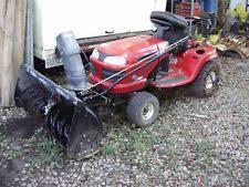 craftsman garden tractor. Exellent Craftsman Craftsman Garden Tractor With Snow Thrower With D