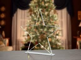 Formano Deko Objekt Stern 38cm Led Licht Weihnachtsstern