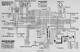 car wiring diagram automobiles wiring system and diagram for honda cb cl175 k7 wiring
