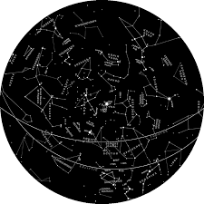 Online Star Chart Free Printable Constellation Maps And Our Recommended Books