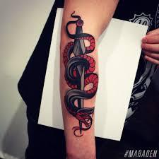 змея в мифологии змея как символ племенная тату змеи