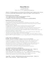 Security Resume Objective Security Officer Resume Objective Armed ...