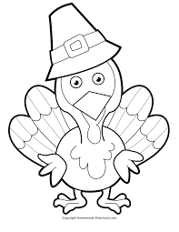 Tons Of Free Thanksgiving Printables Coloring