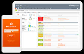 Best Online Project Management Software - Proworkflow