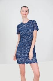 Rent Shoshanna Lace Mini Dress In Dubai Designer 24