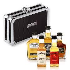 jack daniel s miniature whiskey gift set