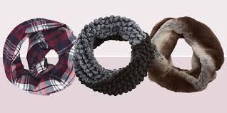 infinity scarves. infinity scarves