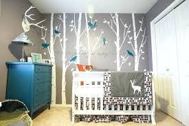 woodland themed nursery bedding creatures baby animal crib sets decor cr nursery forest animal crib bedding