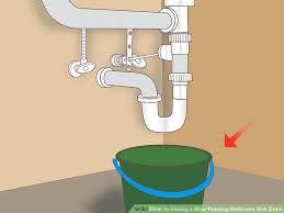 slow draining bathroom sink unclog a bathroom sink remarkable 4 ways to slow running drain slow draining bathroom sink and tub