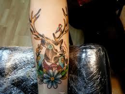 татуировка категории мультяшные номер 137 Tattookru