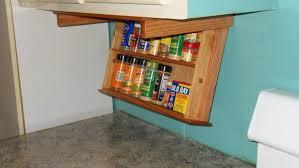 Kitchen Cabinet With Wheels Kitchen Kitchen Cabinet Spice Rack With Portable Spice Rack With