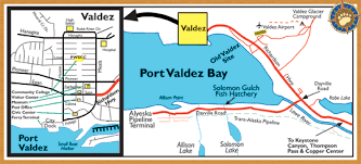 Valdez Alaska Tide Chart Valdez Ak Usa Cruise Port Of Call
