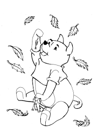classic pooh coloring pages - 28 images - classic winnie the pooh ...