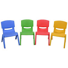 Colorful kids furniture Whimsical Image Unavailable Etsy Amazoncom Costzon Kids Chairs Stackable Plastic Learn And Play