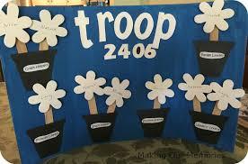 Daisy Girl Scouts Kaper Chart
