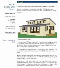 modern house plans and designs free elegant small house plans philippines fresh shed roof house plans